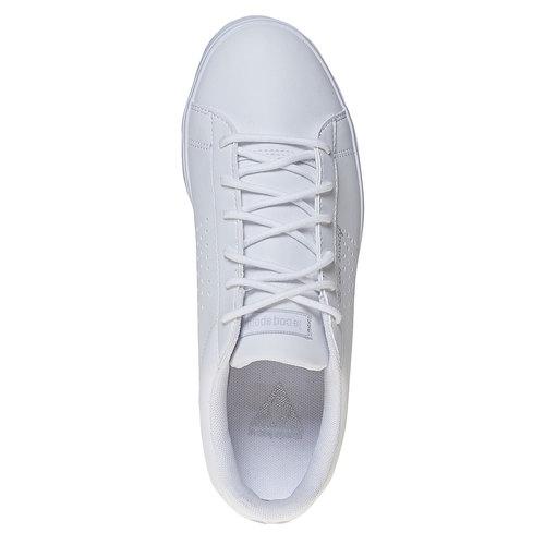 Sneakers da donna con perforazioni le-coq-sportif, bianco, 501-1236 - 19