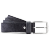 Cintura in suede bata, blu, 953-9807 - 13