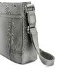 Borsa Crossbody da uomo bata, grigio, 969-2324 - 15