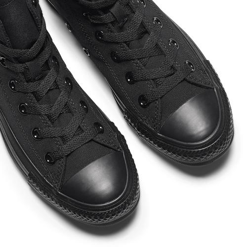 Scarpe alte Converse converse, nero, 589-6678 - 19