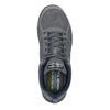Sneakers grigie sportive da uomo skechers, grigio, 809-2349 - 19