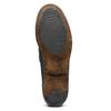 Mocassini da uomo in pelle bata, nero, 814-6128 - 17