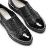 Scarpe basse da donna bata, nero, 511-6240 - 26