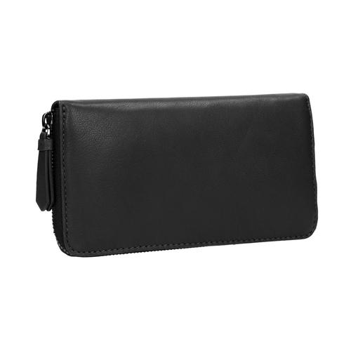 Portafoglio nero da donna in pelle bata, nero, 944-6165 - 13