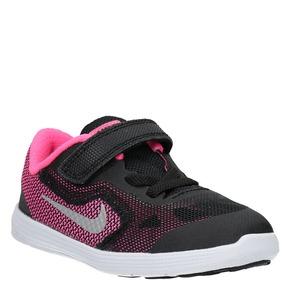 Sneakers da bambina alla moda nike, nero, 109-6322 - 13