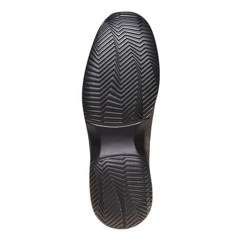 Sneakers da uomo in pelle bata, viola, 844-9214 - 26