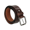 Cintura in pelle marrone bata, marrone, 954-3106 - 13