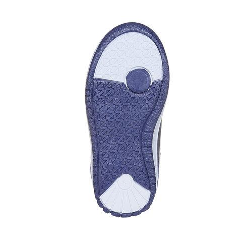 Sneakers da bambino alla caviglia, blu, 211-9164 - 26