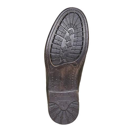 Scarpe invernali da uomo bata, marrone, 894-4284 - 26