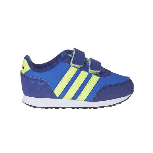 Sneakers da bambino con chiusure a velcro adidas, viola, 101-9913 - 15