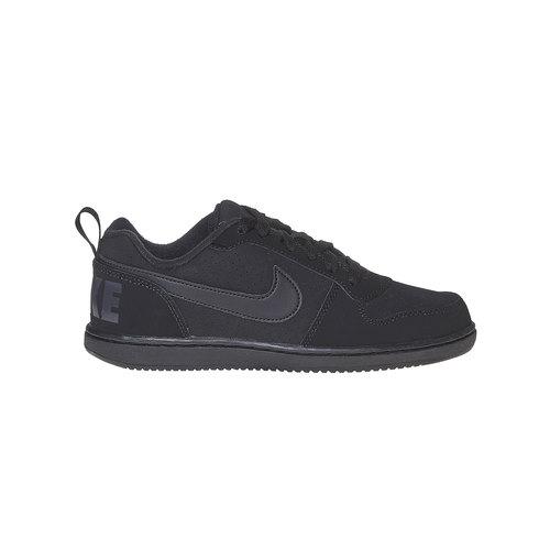 Sneakers nere da bambino nike, nero, 301-6237 - 15