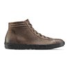 Sneakers uomo in vera pelle bata, marrone, 894-4295 - 26