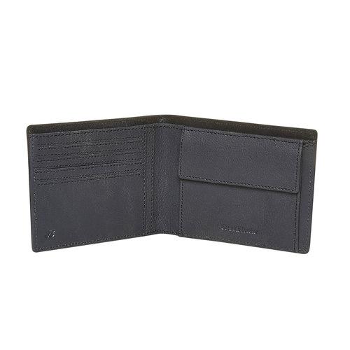 Portafoglio da uomo bata, nero, 944-6162 - 15