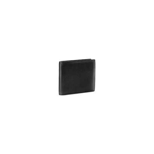 Portafoglio da uomo in pelle bata, nero, 944-6124 - 13