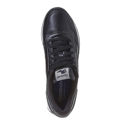 Sneakers casual da donna reebok, nero, 504-6919 - 19