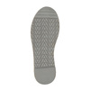 Sneakers argentate da bambina con cerniere, grigio, 321-2255 - 26
