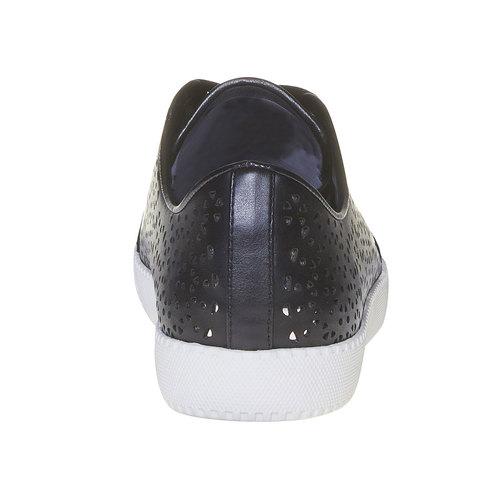 Sneakers casual da donna, nero, 541-6204 - 17