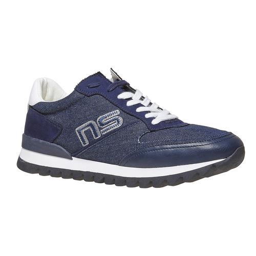 Sneakers da uomo con suola appariscente north-star, blu, 849-9691 - 13