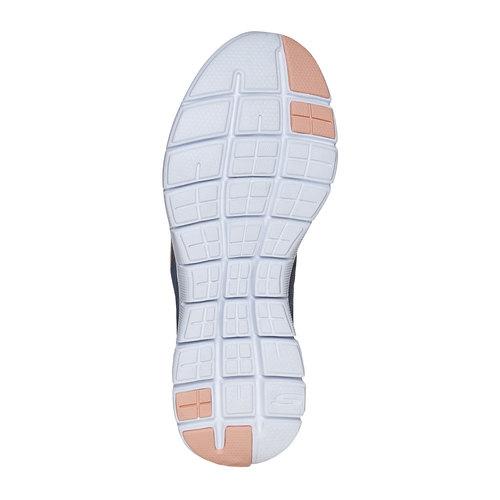 Sneakers sportive da donna skechers, blu, 509-9963 - 26