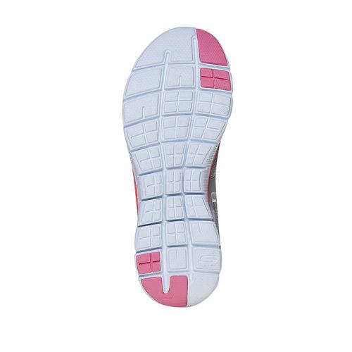 Sneakers sportive da donna skechers, grigio, 509-2963 - 26