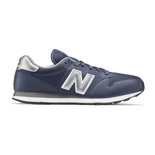 Scarpe New Balance uomo new-balance, blu, 809-9400 - 26