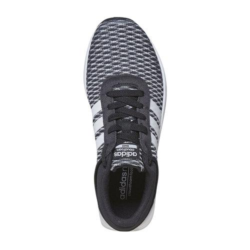 Sneakers sportive da donna adidas, nero, 509-6173 - 19