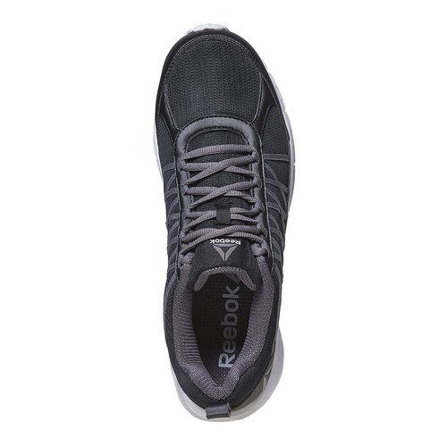 Sneakers da uomo reebok, nero, 809-6140 - 19
