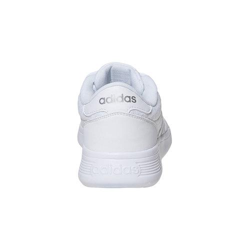 Sneakers sportive bianche da donna adidas, bianco, 509-1335 - 17