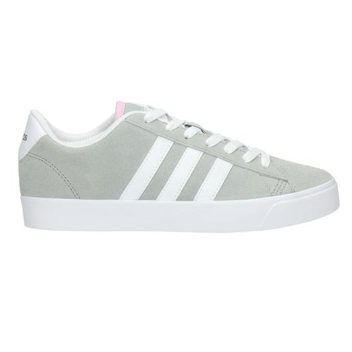 Sneakers da donna in pelle adidas, grigio, 503-2195 - 15