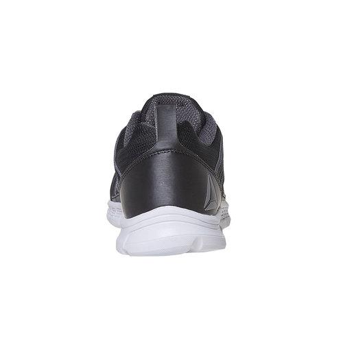 Sneakers da uomo reebok, nero, 809-6140 - 17
