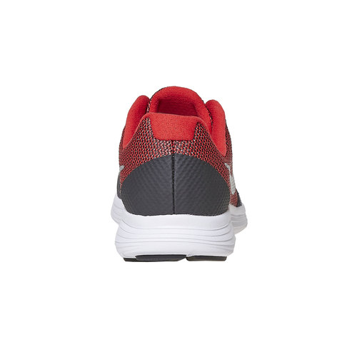 Sneakers sportive da bambino nike, nero, 409-6149 - 17