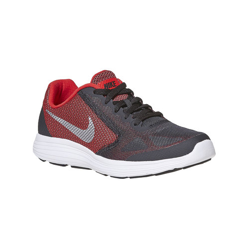 Sneakers sportive da bambino nike, nero, 409-6149 - 13