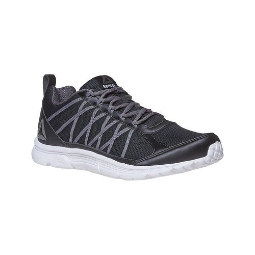 Sneakers da uomo reebok, nero, 809-6140 - 13