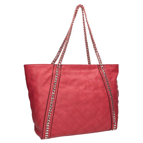 Borsetta rossa da donna bata, rosso, 961-5451 - 13