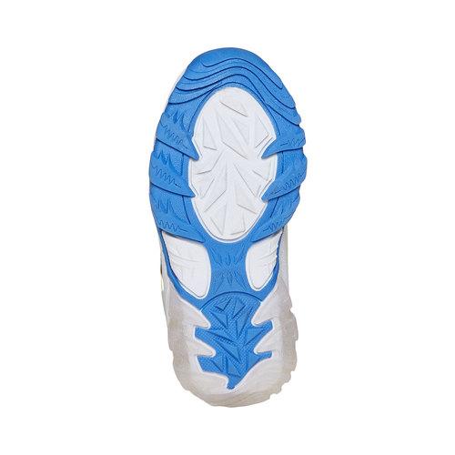 Sneakers da bambino con motivo, blu, 219-9175 - 26