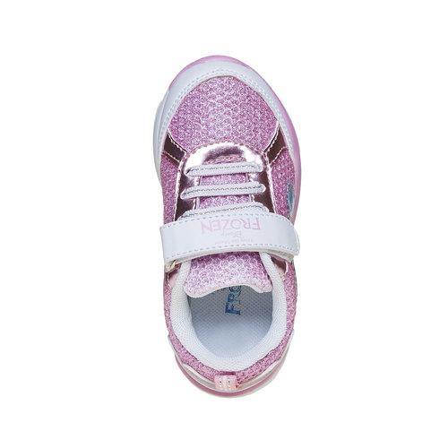Sneakers sportive da bambina, rosso, 229-5189 - 19