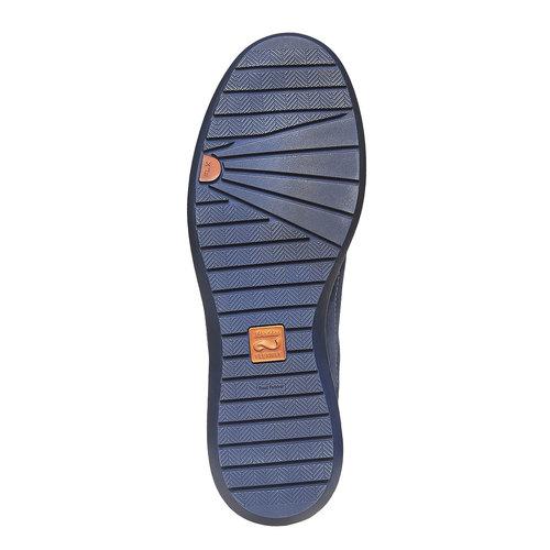 Sneakers blu da uomo flexible, blu, 843-9709 - 26