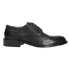 Scarpe basse da uomo in pelle bata-the-shoemaker, nero, 824-6292 - 15