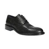 Scarpe basse da uomo in pelle bata-the-shoemaker, nero, 824-6292 - 13