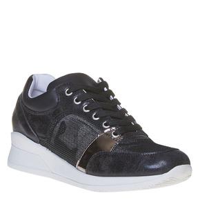 Sneakers nere da donna north-star, nero, 541-6205 - 13