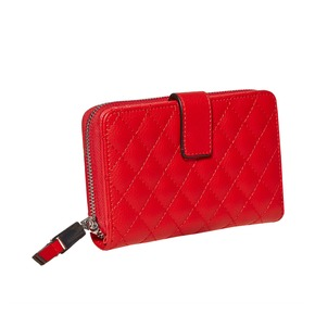 Portafoglio rosso da donna bata, rosso, 941-5135 - 13