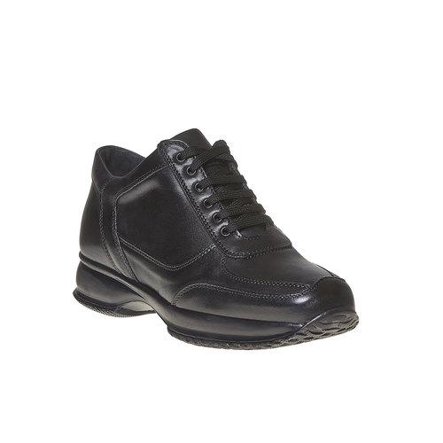 Sneakers da donna in pelle bata, nero, 524-6560 - 13