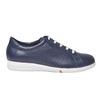 Sneakers da donna in pelle flexible, blu, 524-9597 - 15