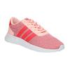 Sneakers rosa da bambina adidas, rosso, 309-5335 - 13