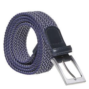 Cintura da uomo in tessuto bata, viola, 959-9219 - 13