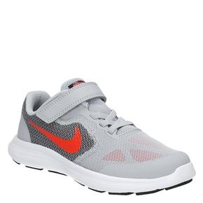 Sneakers sportive da bambino nike, grigio, 309-2149 - 13