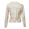 Giacca da donna con cerniera asimmetrica bata, beige, 979-8635 - 26