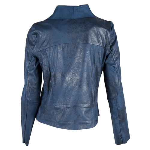Giacca blu primaverile bata, blu, 979-9635 - 26