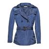 Trench blu da donna bata, blu, 979-9205 - 13