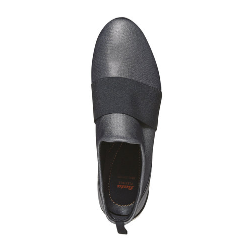 Sneakers da donna senza lacci flexible, bianco, 519-1334 - 19